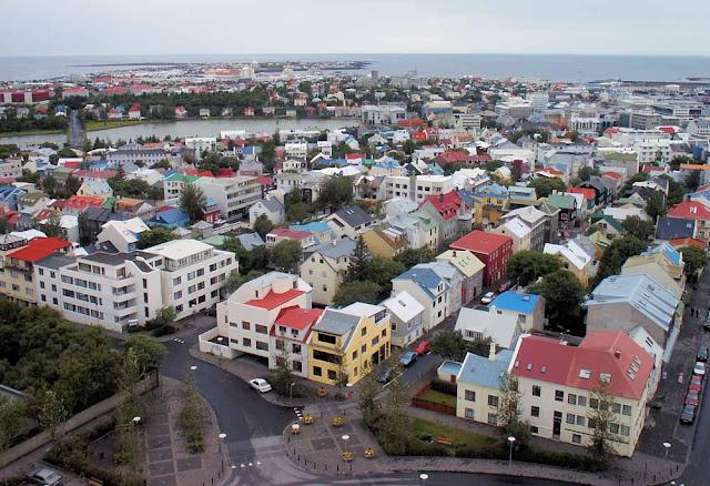 Reiquejavique - Islândia