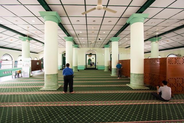 Moschea Masjid Jamae-Singapore