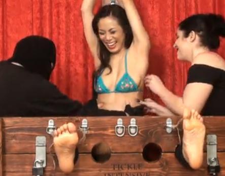 Tickling Asian Women 18