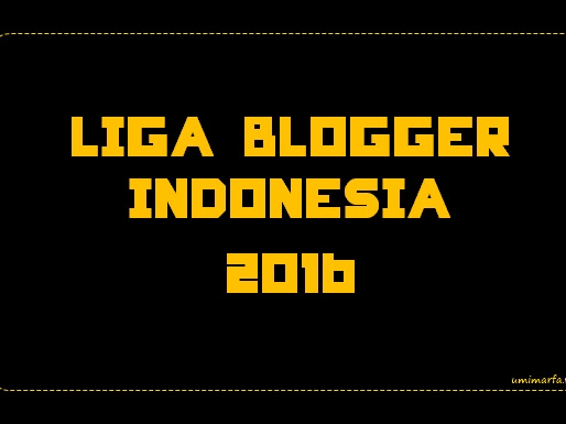 Hunger Games ala Liga Blogger Indonesia