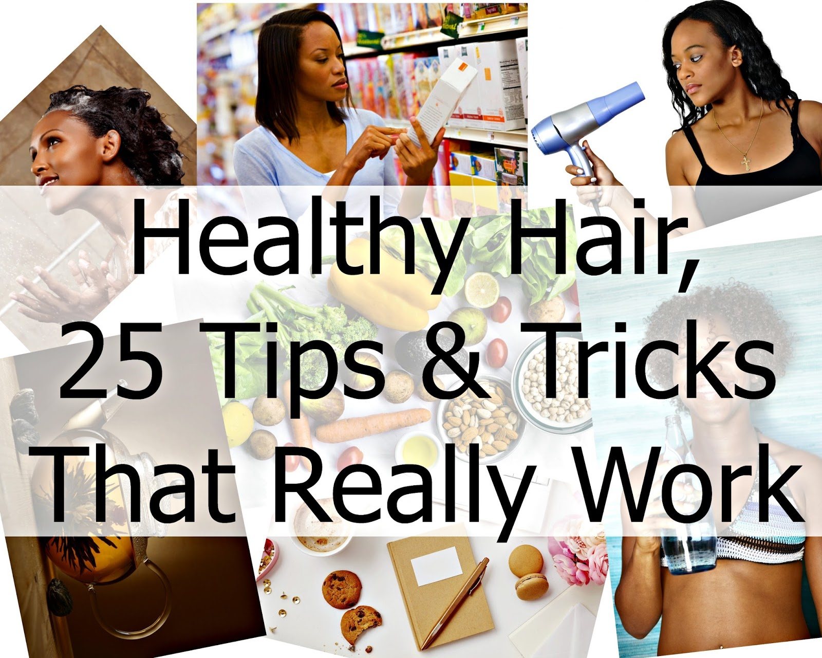 Want to grow hair that stays strong? Of course you do and we've got the top 25 tops that will ensure you get there. It's all about knowing how to care for your natural hair.