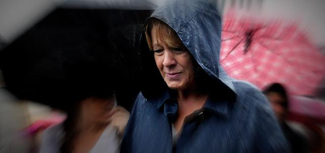 Preocupación de Margarita Stolbizer por el secuestro de su hijo