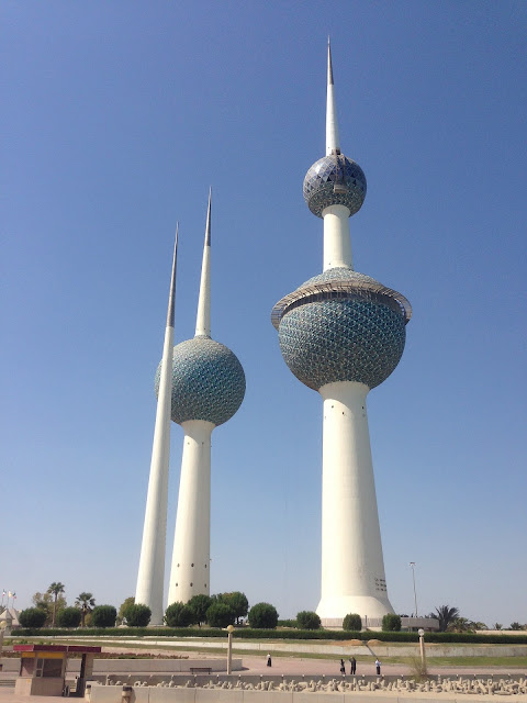 Kuwait, towers, Kuwait ke bare me jankari