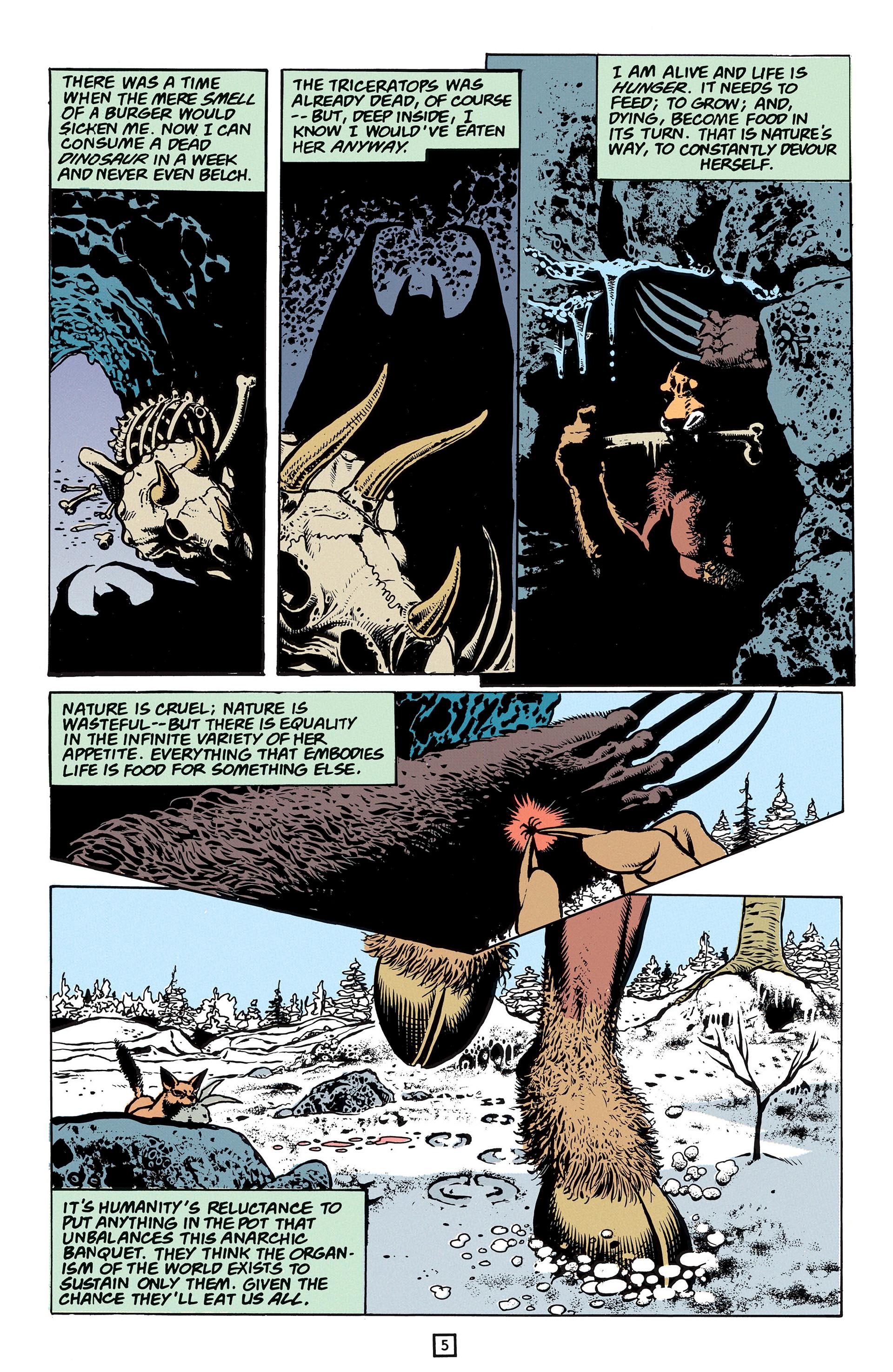 Read online Animal Man (1988) comic -  Issue #56 - 6