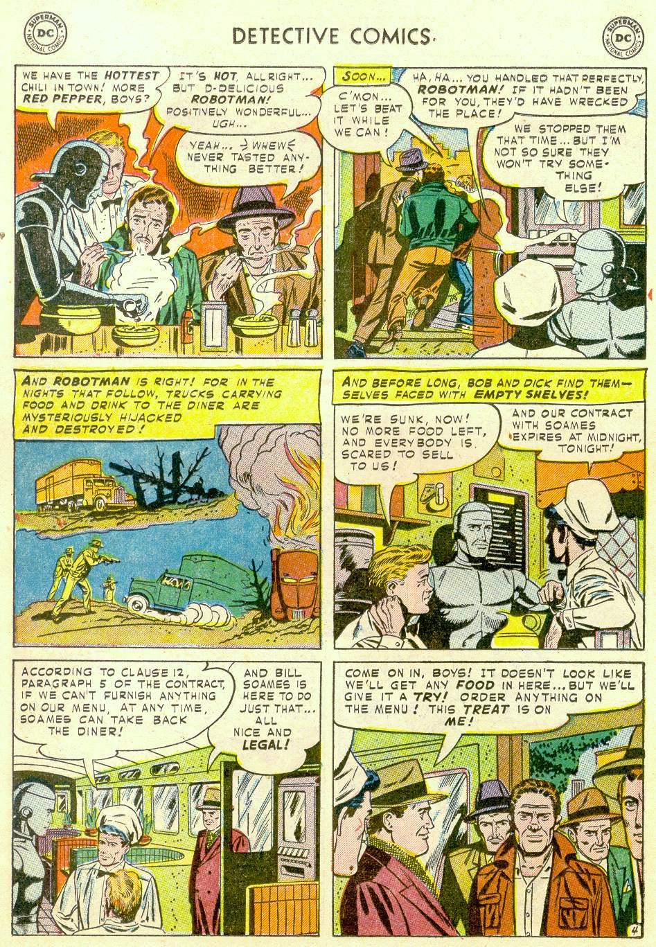 Read online Detective Comics (1937) comic -  Issue #184 - 30