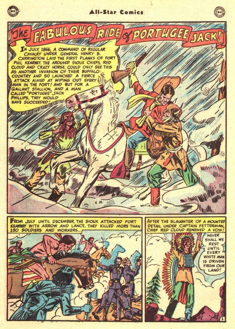 Read online All-Star Comics comic -  Issue #46 - 38