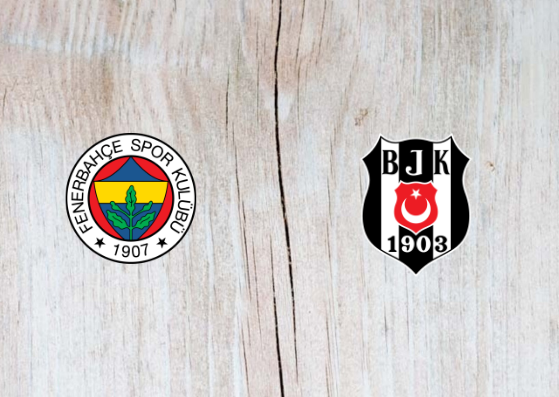 Fenerbahce vs Besiktas - Highlights 24 September 2018