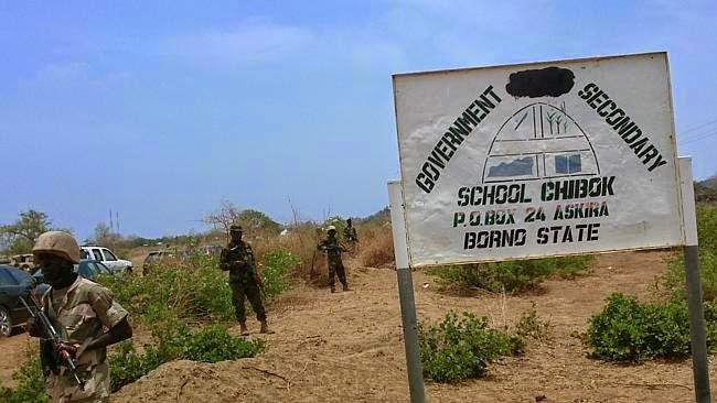 government secondary school chibok