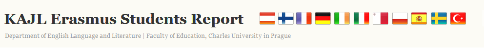 KAJL Erasmus+ Students Report