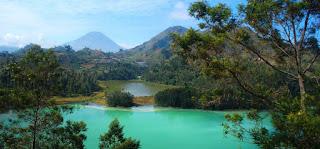 Info Lengkap Wisata Telaga Warna Puncak Bogor
