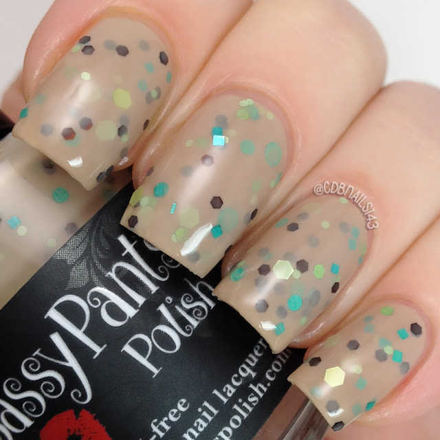 Sassy Pants Polish-Skinny Dipping