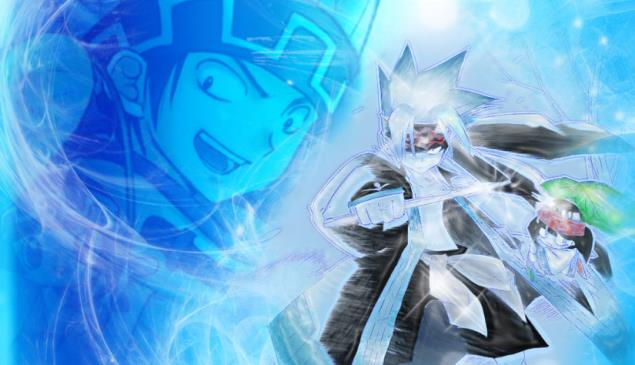 Horokeu Usui ( Shaman King ) - Top Strongest Anime Characters with Ice Power
