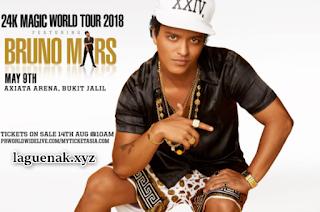 Download Full Album Terbaru 2017 Lagu Bruno Mars Mp3 Terpopuler Terlengkap