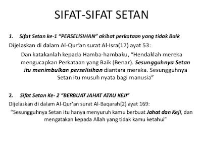 Ayat tentang jin dan setan