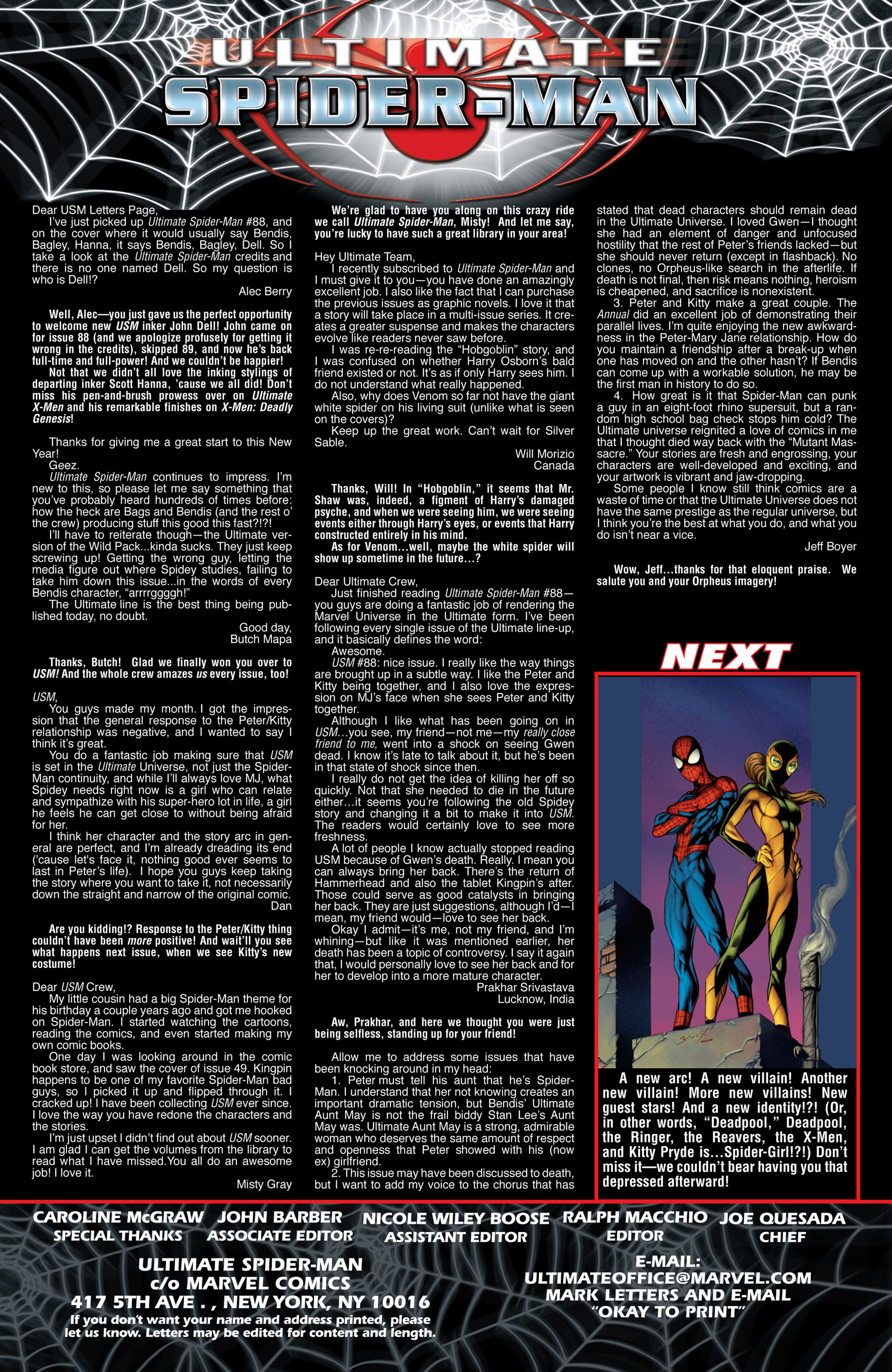 Read online Ultimate Spider-Man (2000) comic -  Issue #90 - 20