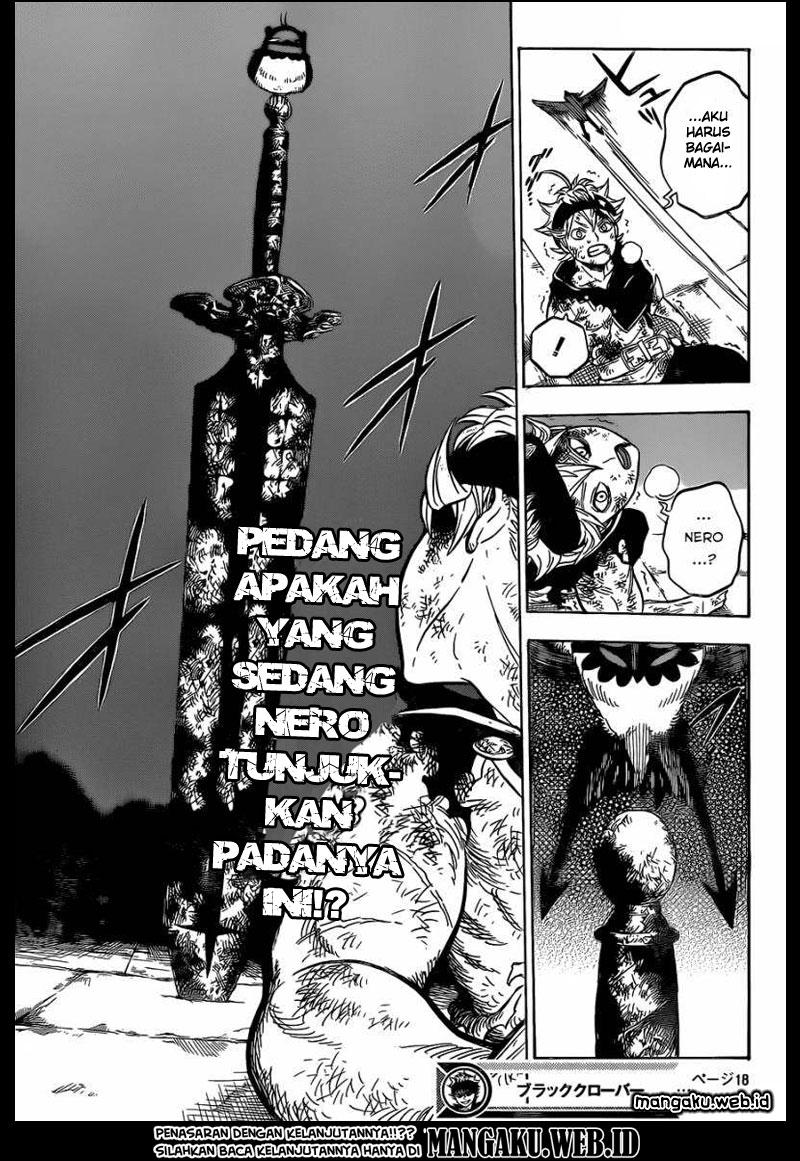 Manga Black Clover Chapter 18 Bahasa Indonesia