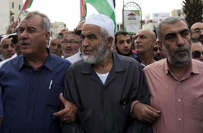 Israel nabs senior Islamic leader over 'incitement'
