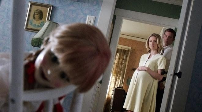 Annabelle critica do filme derivado de Invocação do Mal