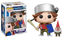 Funko Pop! Toby Armored with Gnome