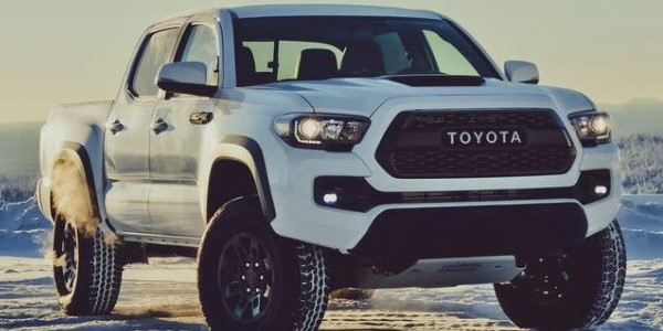 2017 Toyota Tacoma TRD Pro Specs