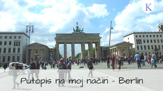 Putopis na moj način - Deo 1: Berlin