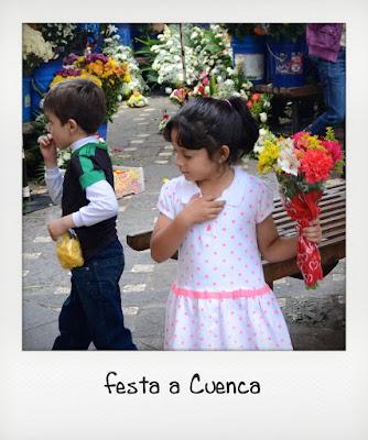 Bambini a Cuenca