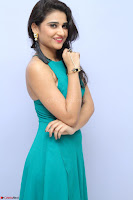 Priya Singh in a sleeveless Green Gown at Manasainodu music launch 011.08.2017 ~ Exclusive Celebrity Galleries 056.JPG