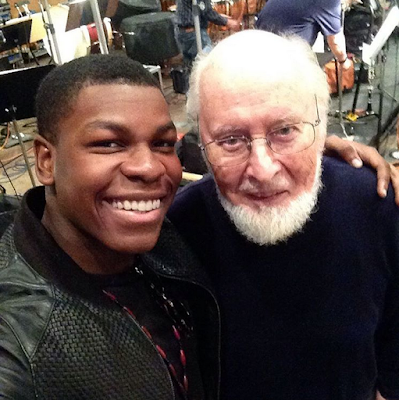 JOHN BOYEGA JOHN WILLIAMS