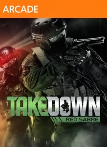 Takedown Red Sabre RELOADED