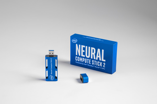 Intel announces Neural Compute Stick 2 (Intel NCS 2) for building smarter AI edge devices