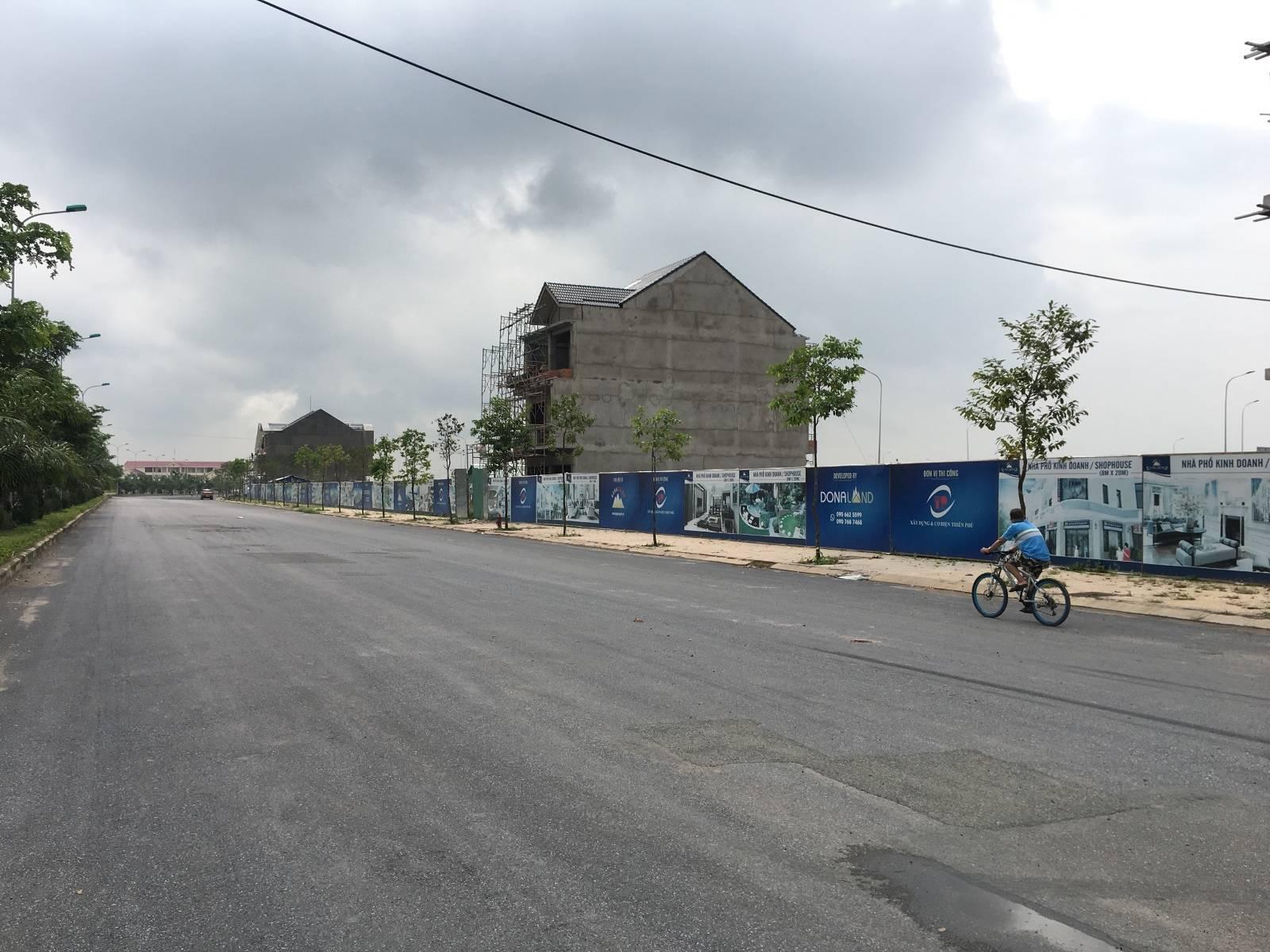 tiến độ thi công mới nhất tại dự án khu đô thị long hưng đồng nai