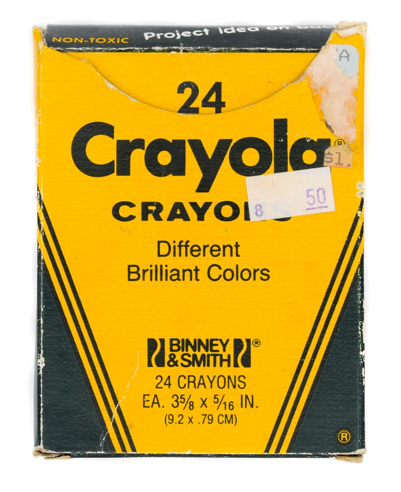 Crayola Crayons 64 ea Pack of 3