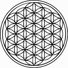 This Grid Formation Is Commonly Called The Flower Of Life And Excellent For Many Constructions