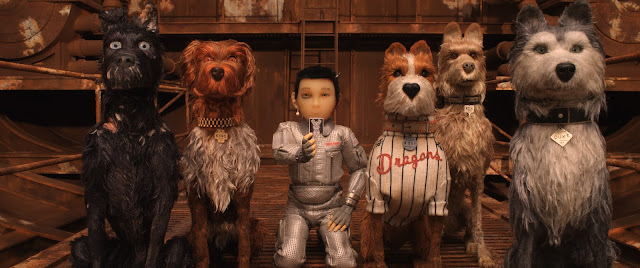 Isle of Dogs: Film Review