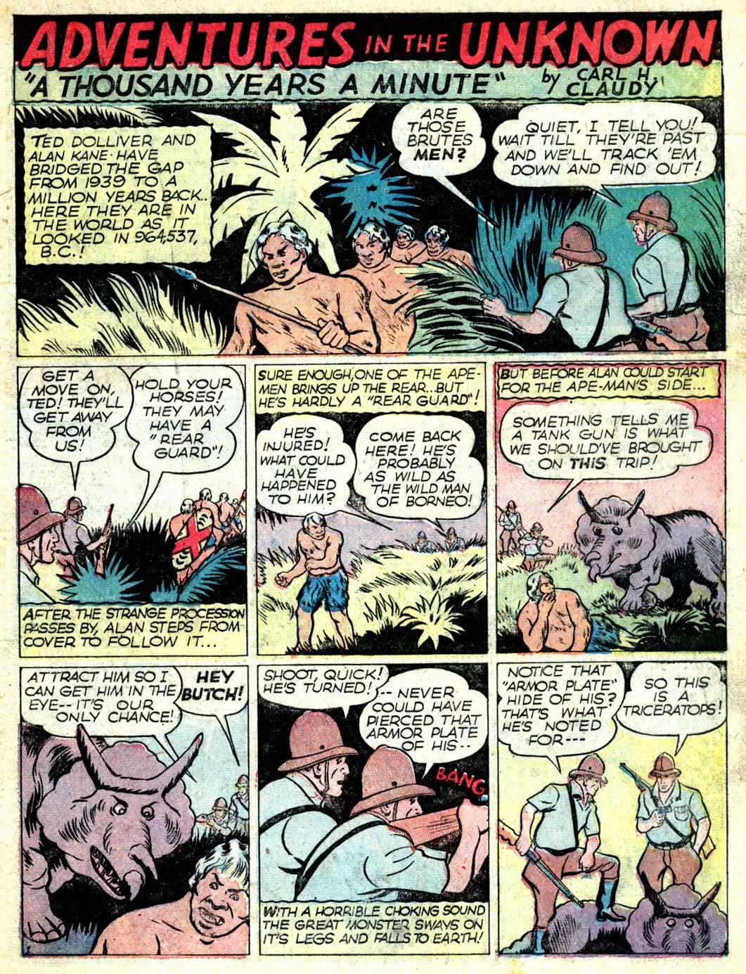 Read online All-American Comics (1939) comic -  Issue #10 - 35