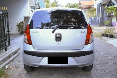 Eksterior Hyundai i10
