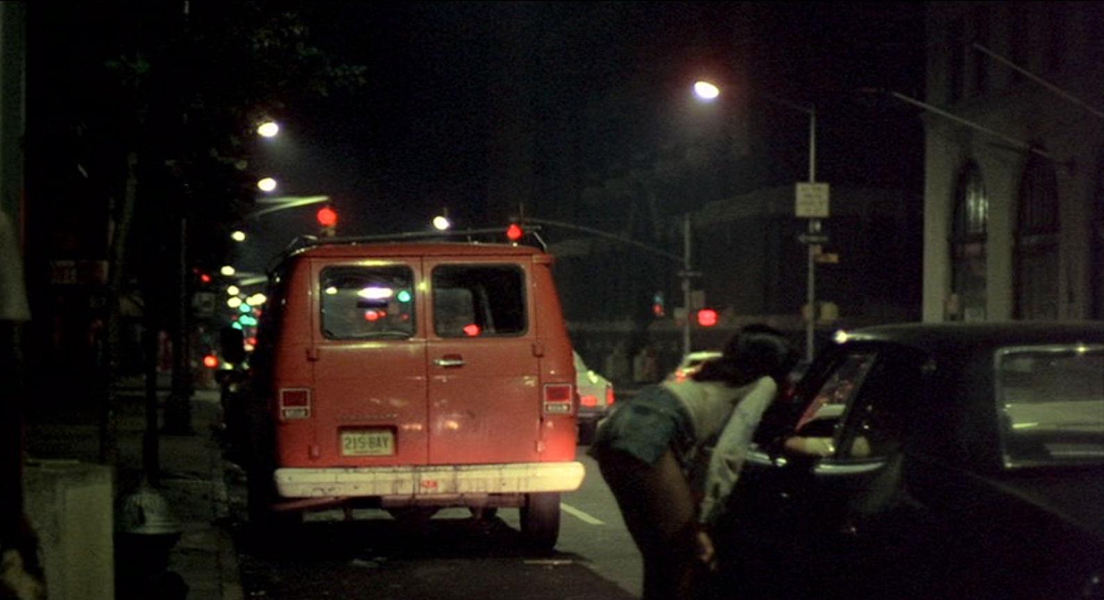 The Film Noir: Taxi Driver (1976) New York