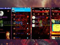 Update BBM Mod Droid Chat Legend of Fire 3.0.0.18 Apk