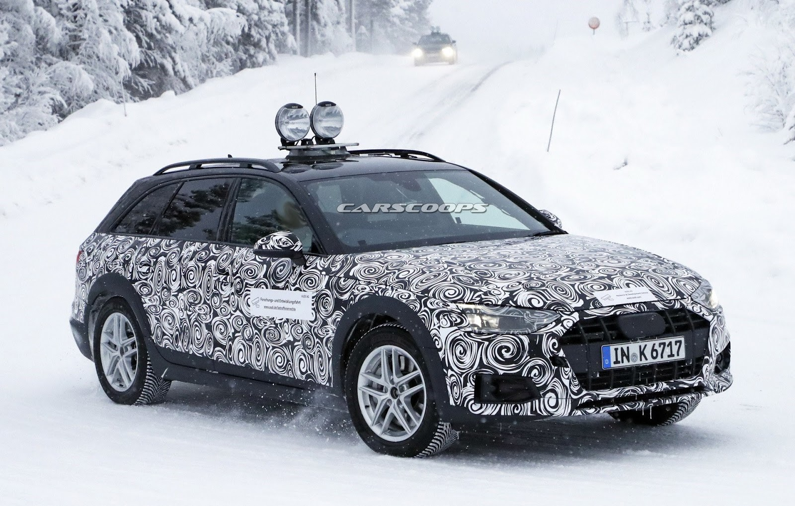 2020 Audi A4 Allroad Facelift Ms Blog