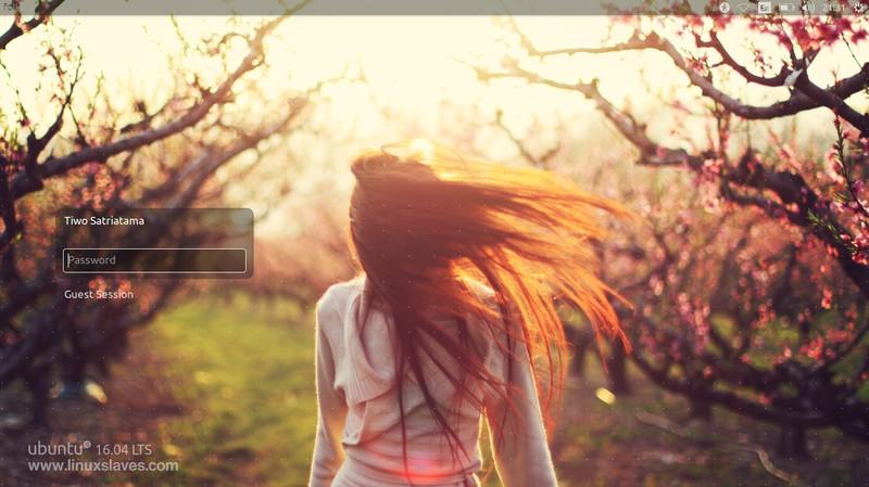 The Easiest Way to Change Ubuntu Login Screen Background - Linuxslaves