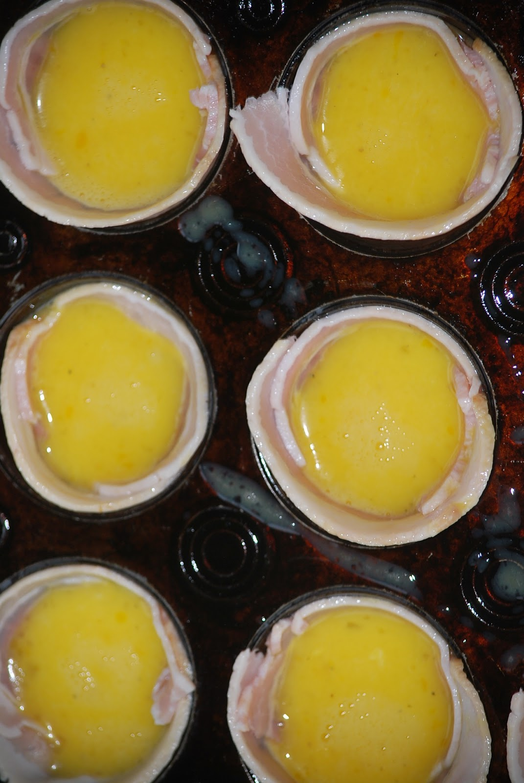 My Story In Recipes Bacon And Egg Cups