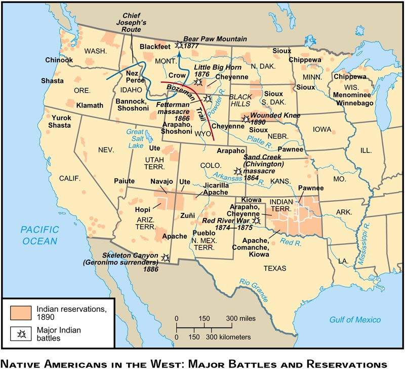 Indian Reservations In The Us – Jerusalem House