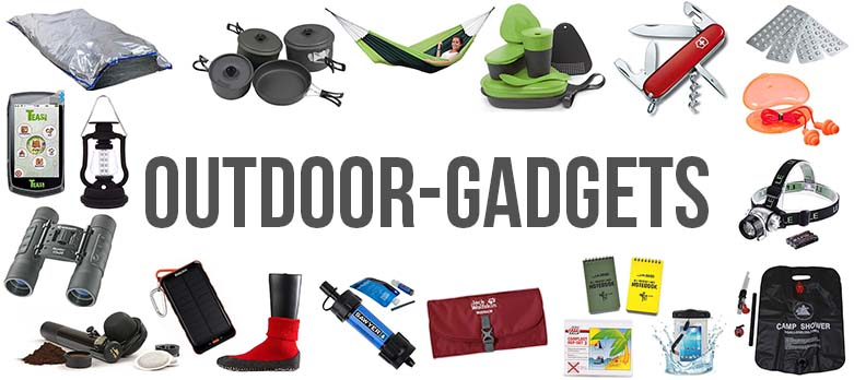 Die 20 besten Outdoor-Gadgets zum Wandern und Trekking von BMA