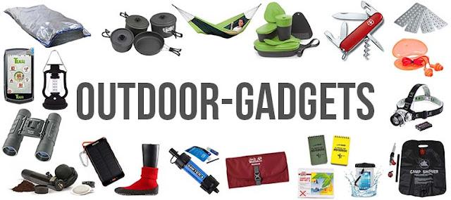 Die 20 besten Outdoor-Gadgets