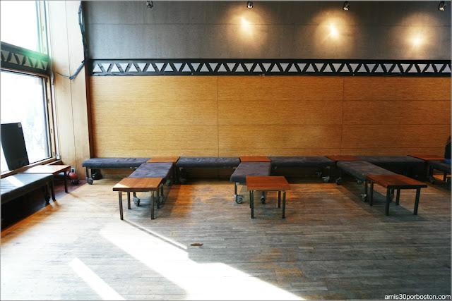 Matcha en Cafeterías de Boston: Abide