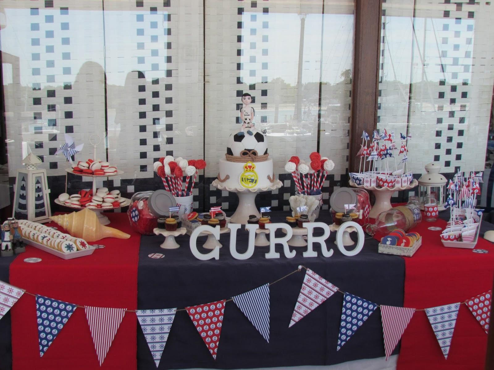 Rosaura cakes mesa dulce marinera comuni n de curro for Mesa dulce marinera