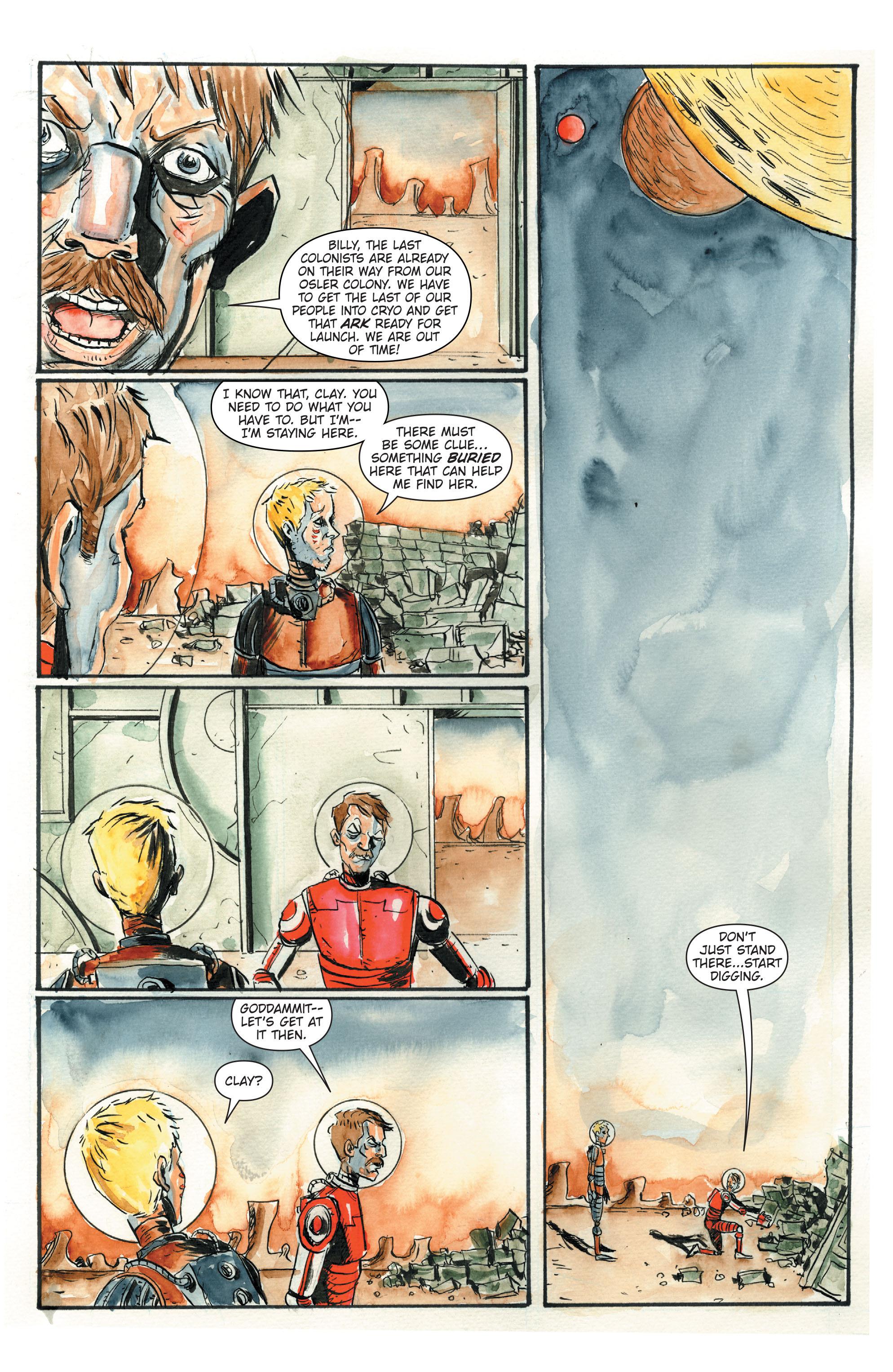Read online Trillium comic -  Issue # TPB - 168