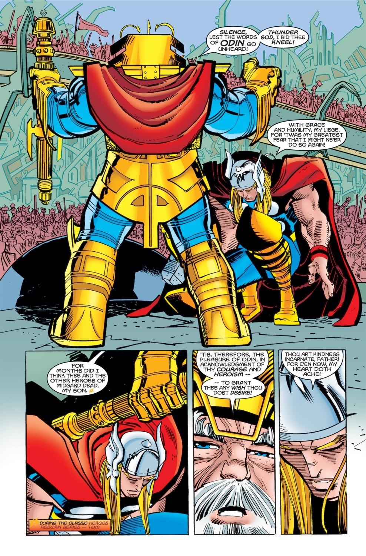 Thor (1998) Issue #13 #14 - English 5