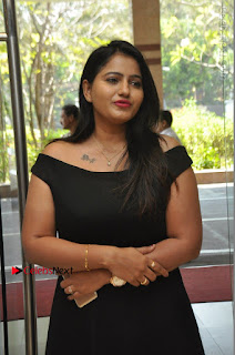 Telugu Actress Swathi Reddy Latest Stills in Black Gown  0064.JPG