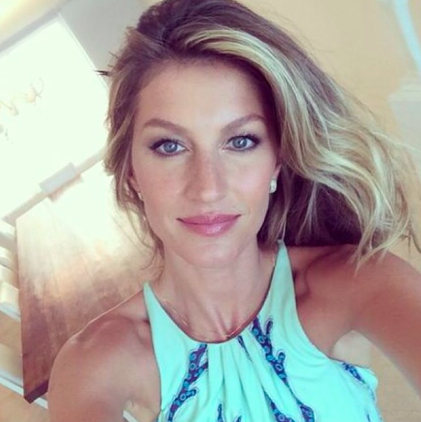 Gisele Bundchen World Cup